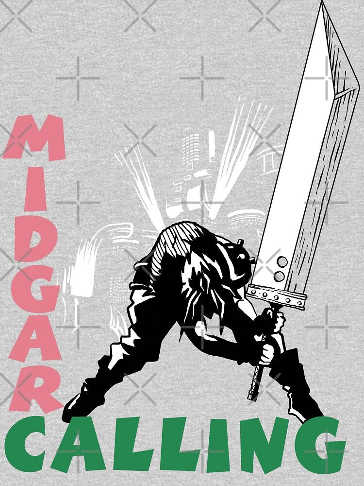 Midgar Calling | Unisex T-Shirt