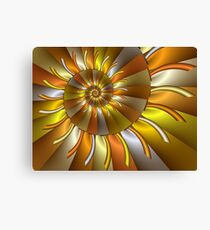 Good as Gold Canvas Print