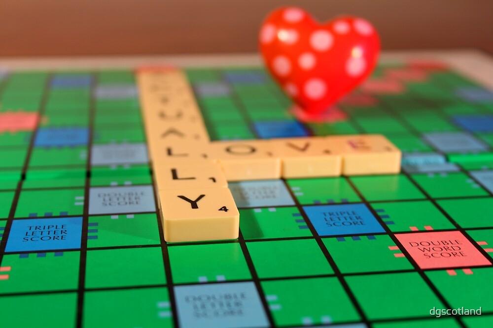 Lucky Tiles by dgscotland