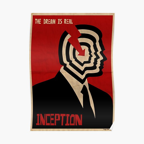 Inception Poster Poster