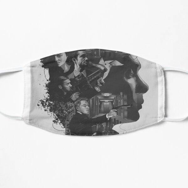 Affiche de création Masque sans plis