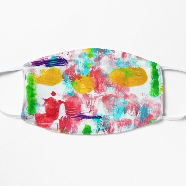 Colourful Abstract Mask