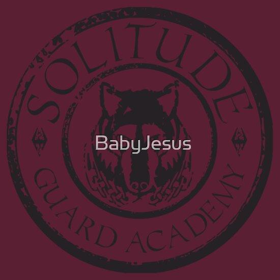 TShirtGifter presents: Solitude Guard Academy