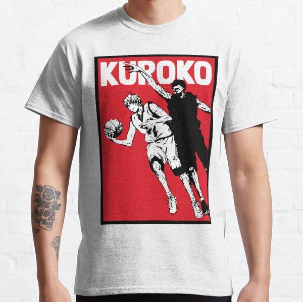 Kuroko pas de panier T-shirt classique