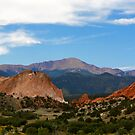 Garden of the Gods, Colorado by Virginia Maguire