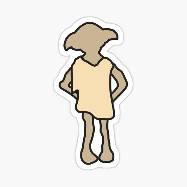 Dobby Sticker