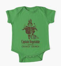 Captain Vegetable One Piece - Short Sleeve