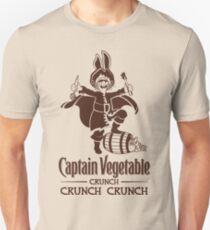 Captain Vegetable Slim Fit T-Shirt