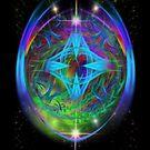 Spirit Mandala by Katrina Price