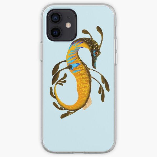 A Weedy Seadragon iPhone Soft Case
