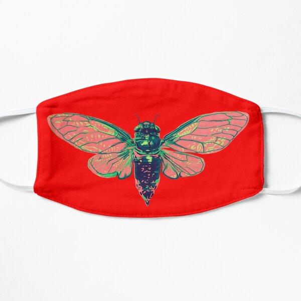 17 Year Cicada  Mask