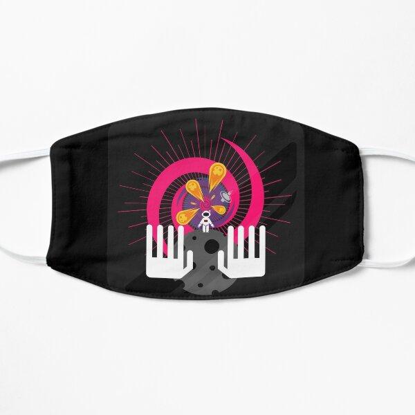 Left Behind Flat Mask