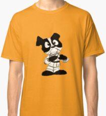 Cute Scared Panda  Classic T-Shirt