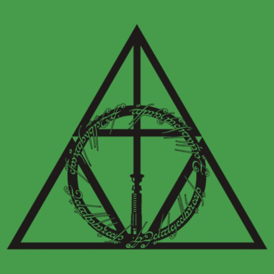 TShirtGifter presents: The Geekly Hallows