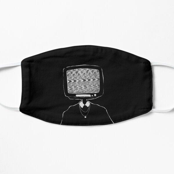 Glitched TV Mask