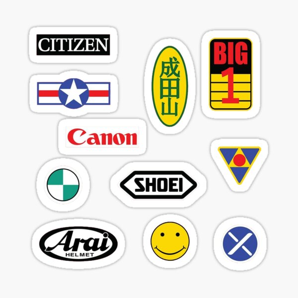 Kaneda's Stickers Sticker