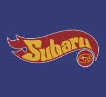 Subaru hot wheels