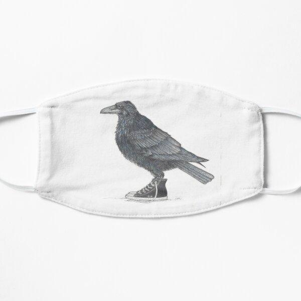 Raven in hightops Mask