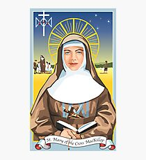 Saint Mary of the Cross MacKillop  Photographic Print