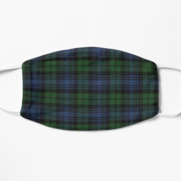 Black Watch Ancient  Original Scottish Tartan Flat Mask