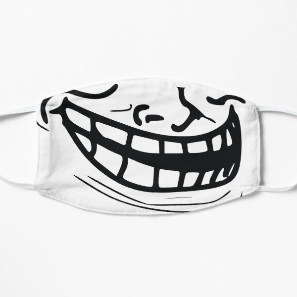 Troll face Mask