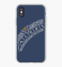 Earth (Navy) iPhone Case