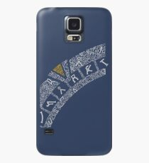 Earth (Navy) Case/Skin for Samsung Galaxy