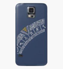 Earth (Navy) Case/Skin for Samsung Galaxy