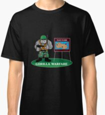GORILLA WARFARE Classic T-Shirt