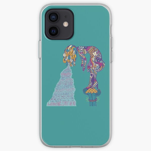 Supermodel - Foster the People iPhone Soft Case