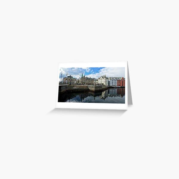 Brosundet III Greeting Card