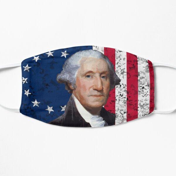 Washington and The American Flag Mask