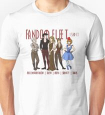 Fandom Fleet Slim Fit T-Shirt