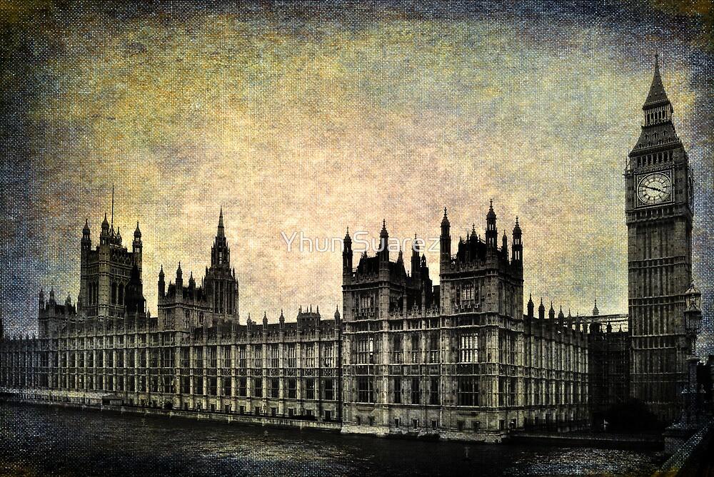 House Of Parliament  by Yhun Suarez