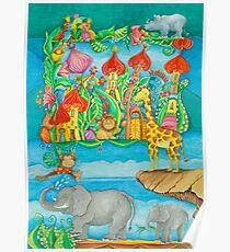 Children's Zoo Poster