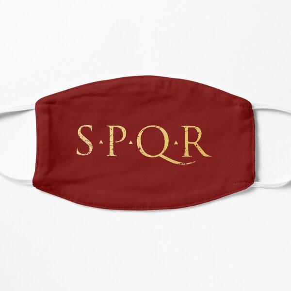 Roman Empire SPQR Mask