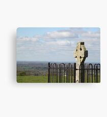 Cross of Tara Canvas Print