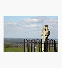 Cross of Tara Photographic Print