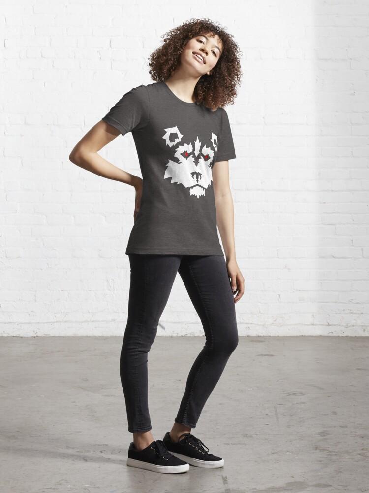 Alternate view of Bebi the Arctic Bear Essential T-Shirt