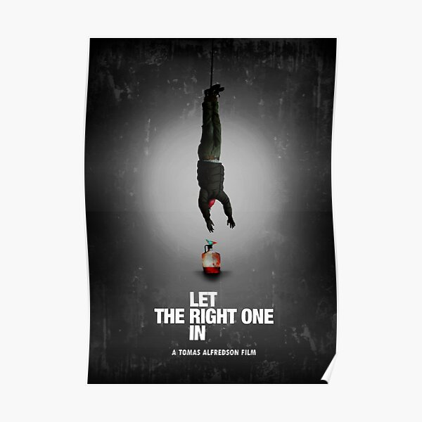 Let The Right One In 3      Horror Movie Posters Classic /& Vintage Cinema