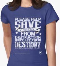 Save Undershaw Now Three T-Shirt