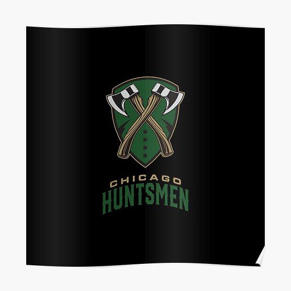CHICAGO HUNTSMEN EPSPORTS Poster
