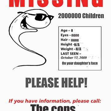 Missing by Hoopstar