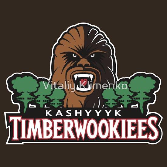 TShirtGifter presents: Timberwookiees