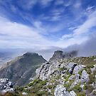 Looking over Capetown by howieb101