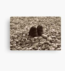 Buried Canvas Print