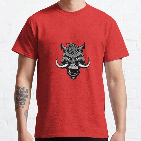 """Hog's Evil Face"" Classic T-Shirt"