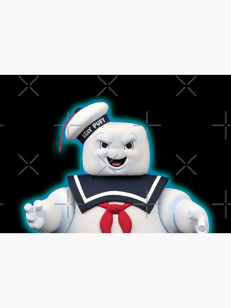 Stay Puft Marshmallow Man by racecar32
