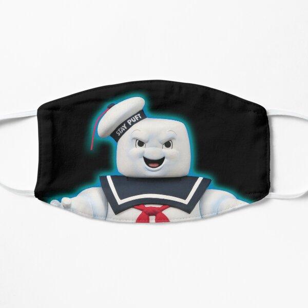 Stay Puft Marshmallow Man Flat Mask