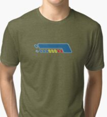 Halo Health Bar Tri-blend T-Shirt